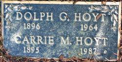 Carrie M Hoyt