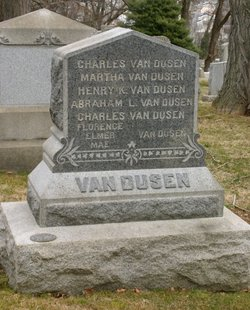 Florence B Van Dusen