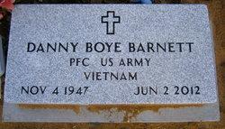 Danny Boye Barnett