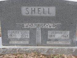 James A Shell