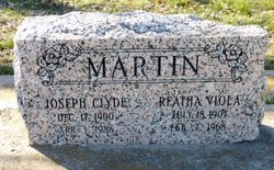 Reatha Viola <i>Johnson</i> Martin