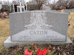 Helen K <i>Roerty</i> Caton