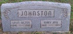 Urvin Victor Johnston