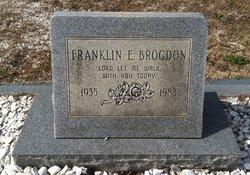 Franklin Eugene Brogdon