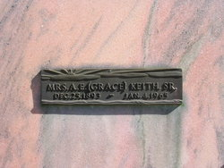 Grace Nell <i>Griffin</i> Keith