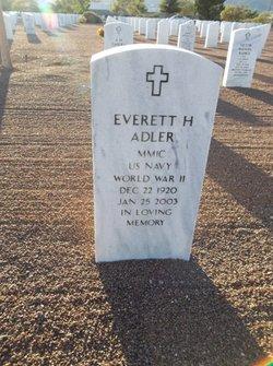 Everett H. Adler