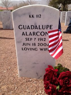 Guadalupe Alarcon
