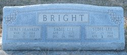 Sadie Lee <i>Haddock</i> Bright