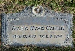 Aloha Mavis <i>Schee</i> Carter