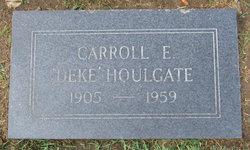 Carroll Everard Deke Houlgate, Sr