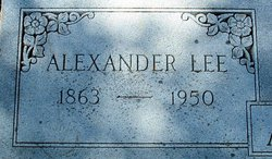 Alexander Lee Alex Adams
