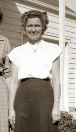 Virginia Marie <i>Claflin</i> Gillaspy
