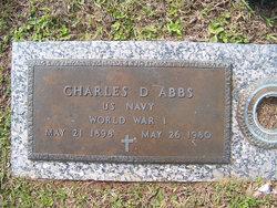 Charles D Abbs