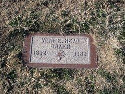 Vida Elizabeth <i>McAdoo</i> Head