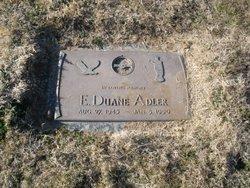 Everett Duane Adler