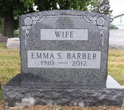 Emma Martha <i>Stikarofsky</i> Barber