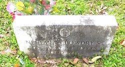 Nehemiah Bowdry, Sr