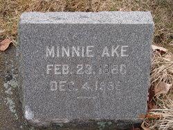 Minnie Ake