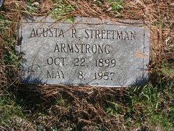Agusta R <i>Streetman</i> Armstrong