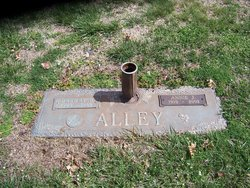 Annie Thomas Tommy <i>Jones</i> Alley