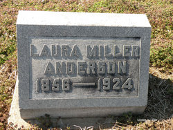 Laura <i>Miller</i> Anderson