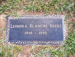 Leonora Blanche Beers