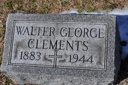 Walter George Clements