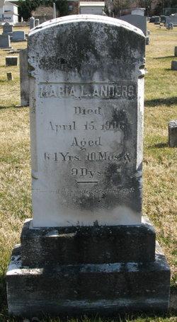 Maria L. Anders