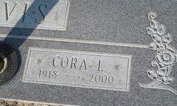 Cora L Davis