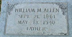 William Matthew Allen