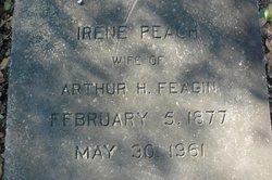 Irene <i>Peach</i> Feagin