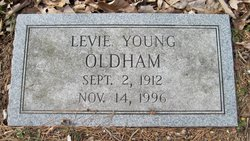 Levie B <i>Young</i> Oldham