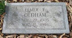 Elmer F. Oldham