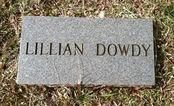Lillian Dowdy