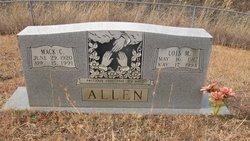Mack Clarence Allen