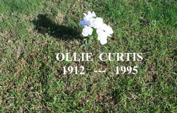 Ollie D. <i>Ingram</i> Curtis