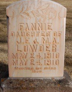 Fannie Lowder