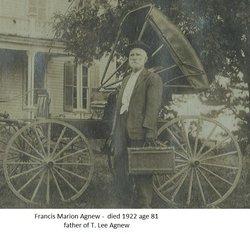 Dr Francis Marion Agnew