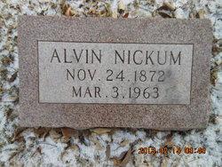 Alvin Nickum
