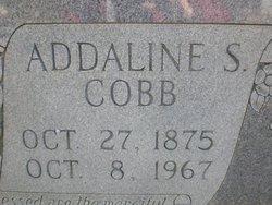 Lula Addaline <i>Savage</i> Cobb