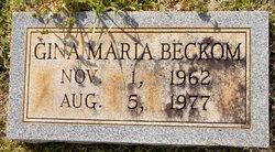 Gina Maria Beckom
