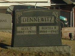 Bertha Belle <i>Giffen</i> Dennewitz