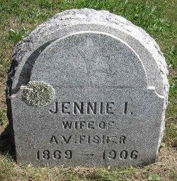 Jennie Ionia <i>Marshall</i> Fisher