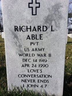 Richard L Able