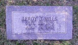 Leroy Jefferson Mills