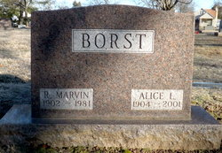 Alice Lucinda <i>McCartney</i> Borst