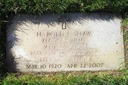 Melba Josephine Shaw