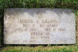 Lloyd A Laswell