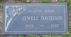 Jewell <i>Rhodes</i> Davidson