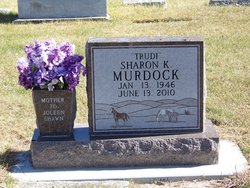 Sharon Kay Fryzek Jarrell Trudy Murdock